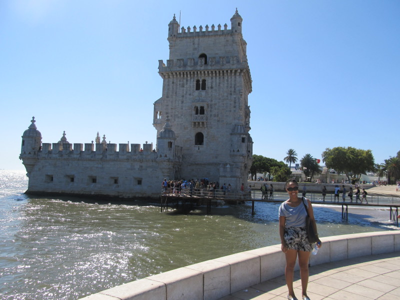 Belem Tower - Lisbon Portugal